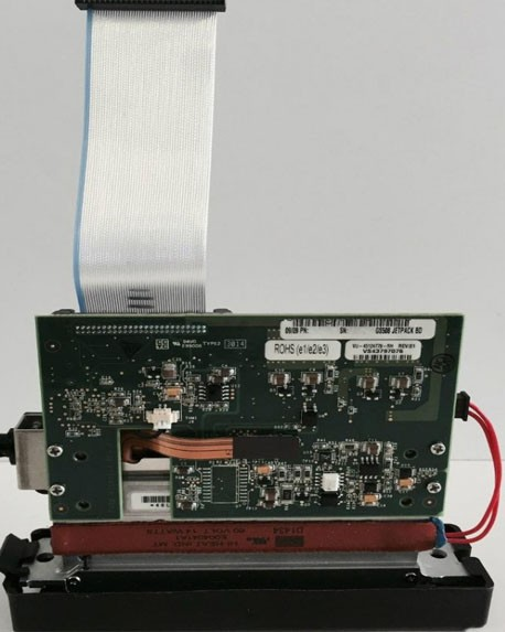 New Vutek GS jetpacks printhead IRH2523P-2120